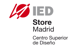 Logo Store IED Madrid