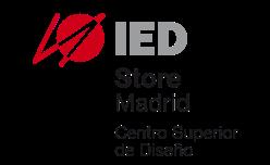 Logo Store IED Madrid